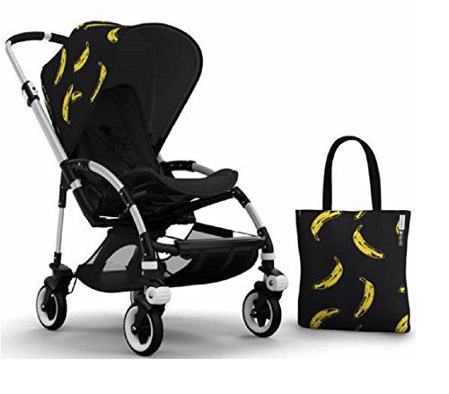 er With Black Seat and Andy Warhol Accessory Kit (Banana/Black) ()