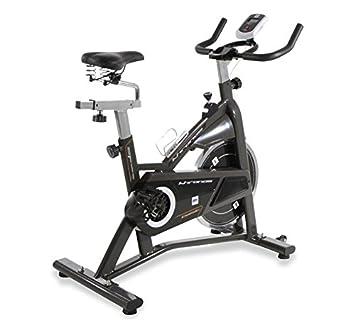 BH Fitness Khronos Basic II 10006327 Ciclismo indoor a fricción - Volante de 20 Kg - Correa Poly-V: Amazon.es: Deportes y aire libre
