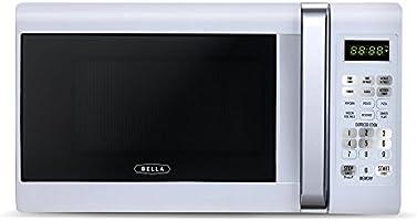 Bella 700W Compact Digital Microwave Oven, 0.7 cu. ft