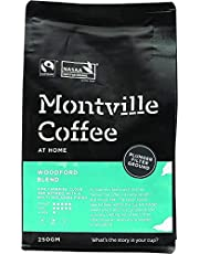 MONTVILLE COFFEE Woodford Blend Plunger Ground Coffee 250 g, 250 g
