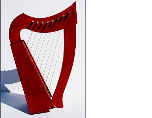 McBrides Miniature Souvenir Harp Pack Brown by Waltons