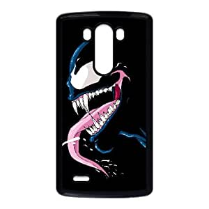LG G3 Cell Phone Case Black Carnage Custom KHJSDSUKB4853