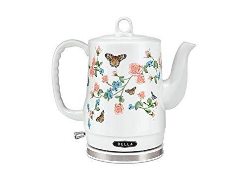 Ceramic Butterfly Kettle Detachable Base ()