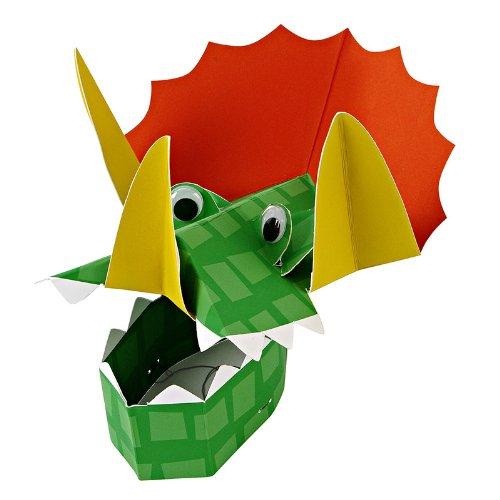 [Meri Meri Roarr Party Hats] (Dinosaur Hats)