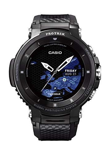 Casio WSD-F30-BKAAU Black