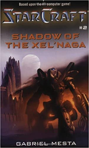 New Pdf Release Starcraft 2 Shadow Of The Xel Naga Stage Site Books