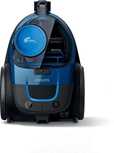 Philips PowerPro FC9352/01 Compact Bagless Vacuum Cleaner (Blue)