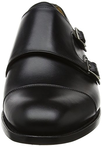 Uomo Calf BARKER 16 Black Stringate Tunstall Derby Nero Scarpe nrqw0qUIOF