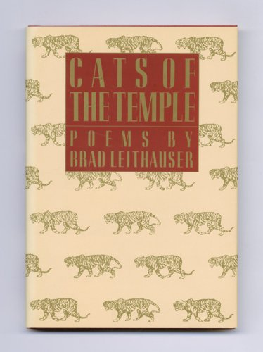 CATS OF THE TEMPLE (Knopf Poetry Series, 20)