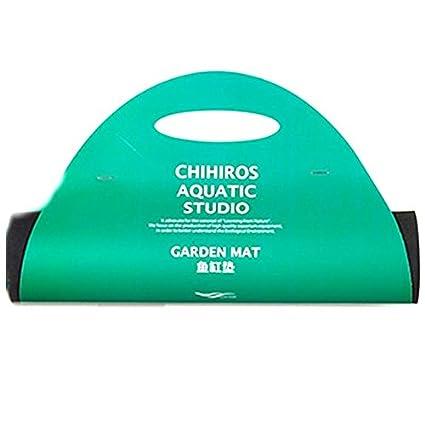 garden mat. chihiros garden mat   45x30cm 5mm rubber pad for glass base