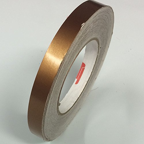 ORACAL 651 Vinyl Pinstriping Tape - Decals, Stickers, Striping - 1/8 Copper -