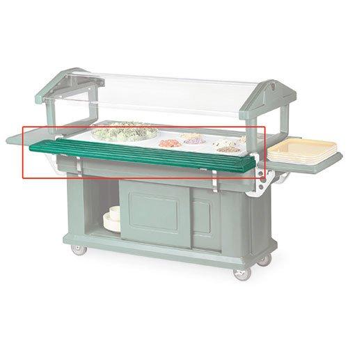 Cambro FBR6R110 - Salad Bar Tray Rail 71-1/2