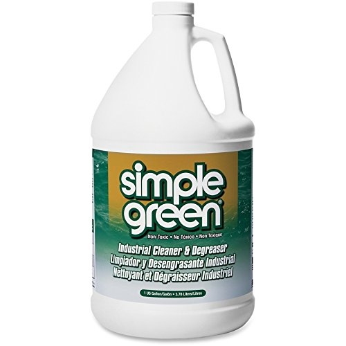 Simple Green 13005CT Industrial Cleaner & Degreaser Concentrated 1 gal Bottle 6/Carton from Simple Green