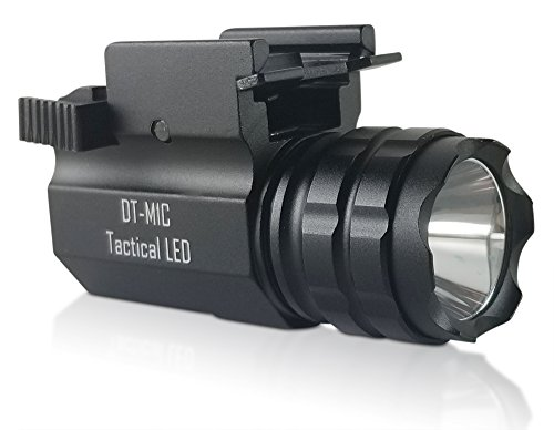 Led Gun Light With Laser - 6