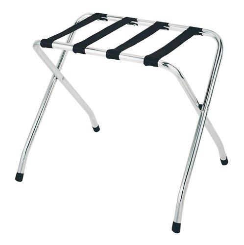 Whitmor 6060-430 Chrome Luggage Rack