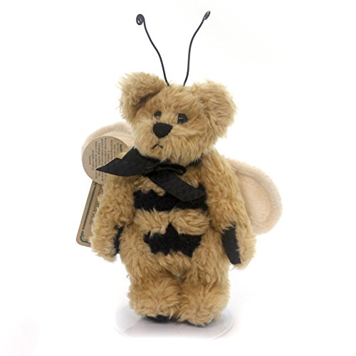 Boyds Bears Plush BIBI BUZZBY ORNAMENT Fabric Archive Collection 5622012