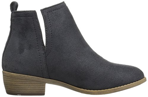 Brinley Co Women's Roxy Ankle Boot Grey EsN0I
