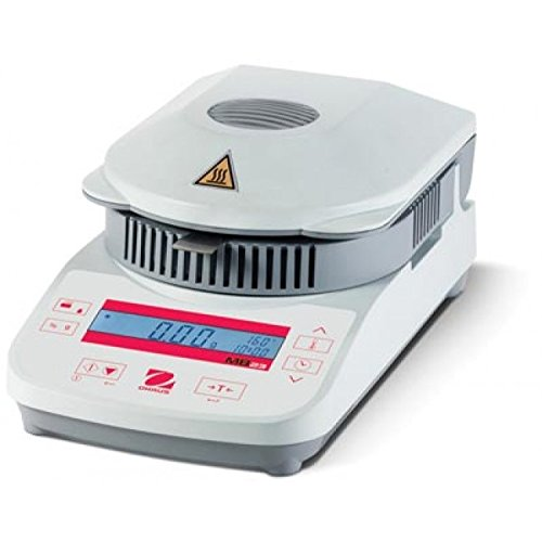 Analyzer Mb35 Moisture Ohaus (The MB23 Ohaus Moisture Balance)