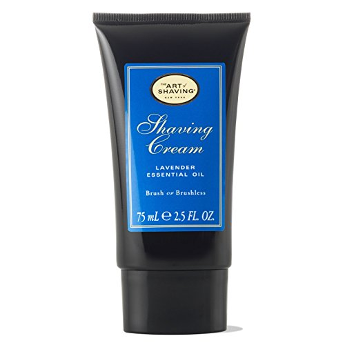 Art Shaving Cream Tube Lavender product image