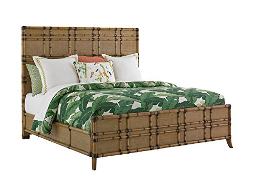 (Twin Palms - Coco Bay Panel Bed 6/6 King)