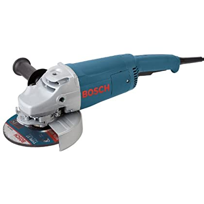 Image of Home Improvements Bosch 1772-6 7-Inch Angle Grinder