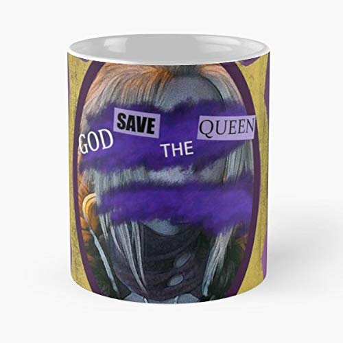 Sex Pistols God Save The Queen Destiny 2 - White -coffee Mug- Unique Birthday Gift-the Best Gift For Holidays- 11 -