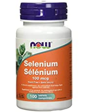 Now Selenium 100mcg, 100 Count