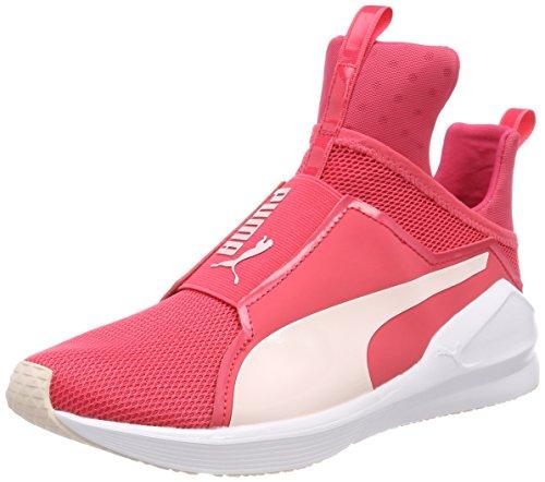Puma Fierce Core, Scape per Sport Outdoor Donna Rosa (Paradise Pink-puma White)