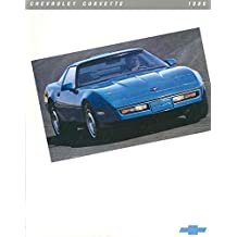 1986 Chevrolet Corvette Sales Brochure
