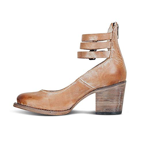 35 Haut Escarpins Mode Ville Sandales Jane Plateau Beige Fête Noir Été Bloc Chaussures Élégant Femme 43 Cm Mary Cuir Marron De 5 Talons 8WqwxZwIO1