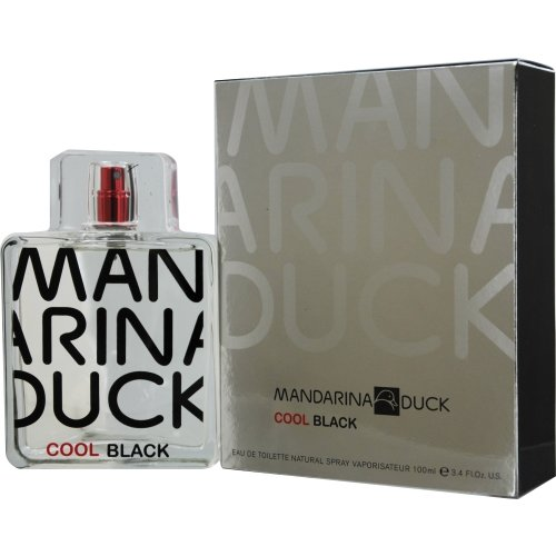 MANDARINA DUCK COOL BLACK by Mandarina Duck EDT SPRAY 3.4 OZ MANDARINA DUCK COOL BLACK by Mandarina by Mandarina Duck