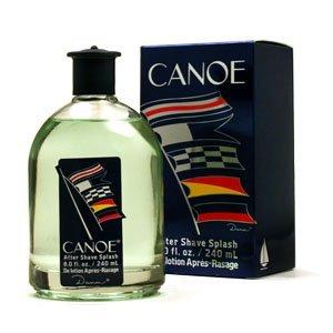 CANOE By DANA AFTER SHAVE Splash 8 OZ For Men