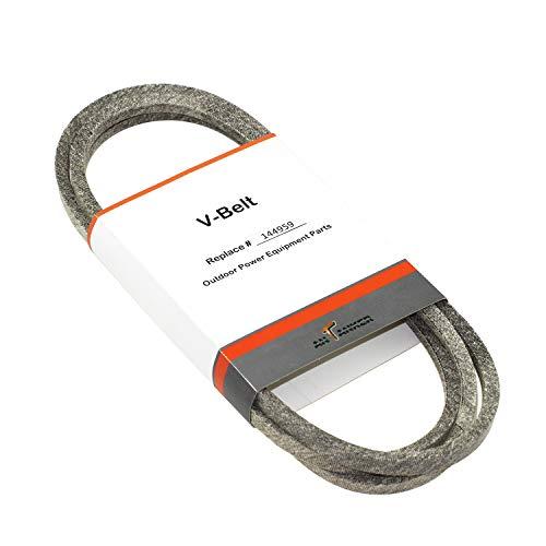 Antanker 144959 Deck Belt Replaces Craftsman 532144959 AYP 130801 V Belt (Tractor Craftsman Garden)