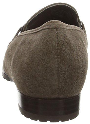 ara Kent - Zapatillas de casa de cuero mujer beige - Beige (alpaca -05)