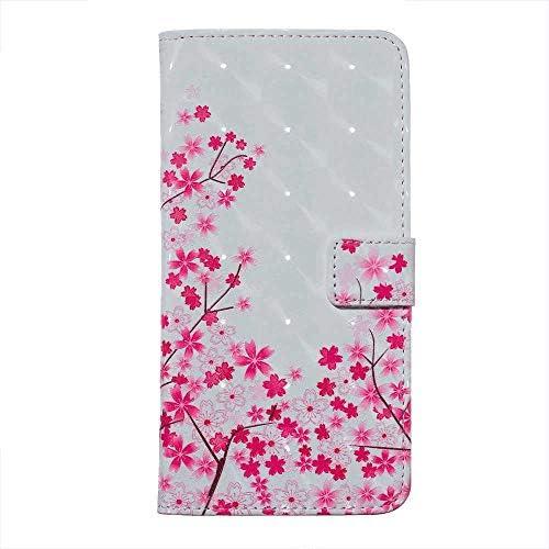 iPhone 7 Plus プラス レザー ケース, 手帳型 アイフォン 7 Plus プラス 本革 スマホケース 財布 カバー収納 耐衝撃 ビジネス 無料付スマホ防水ポーチIPX8 Delicate