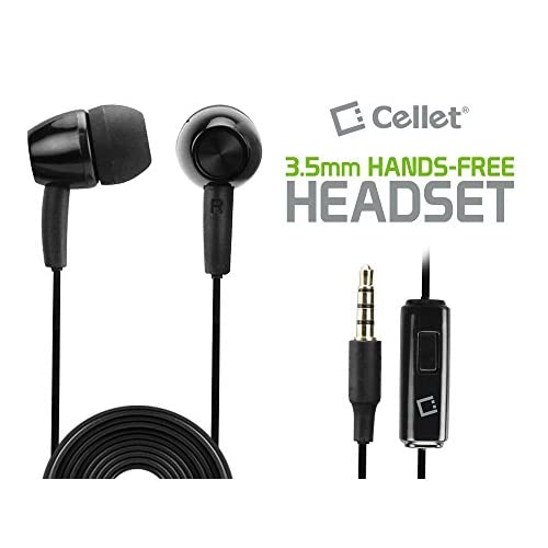 Amazon Kindle Fire HD 7 Hands Free Stereo Headset Earbud Two Pack