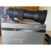 SP 150-600mm F5-6.3 Di VC USD/Model A011E(for Canon)