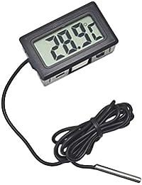 PickUp -50~ 110°C Digital LCD Thermometer For Aquarium Freezer Frozen Refrigerator Fridge Freezer deliver