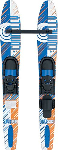 Connelly Supersport Combo Waterskis (Best Ski Boots For Kids)