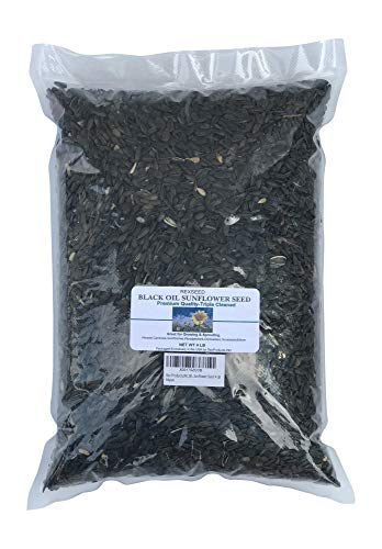 Rex Products,INC Black Oil Sunflower Seed 4 ()