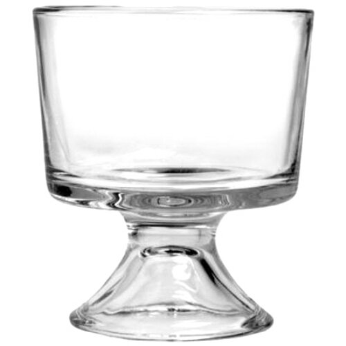 - Anchor Hocking Presence Mini Trifle Footed Bowl, Set of 8