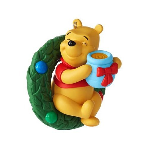 Hallmark A Hunny of A Holiday - Winnie The Pooh Collection 2013 Ornament