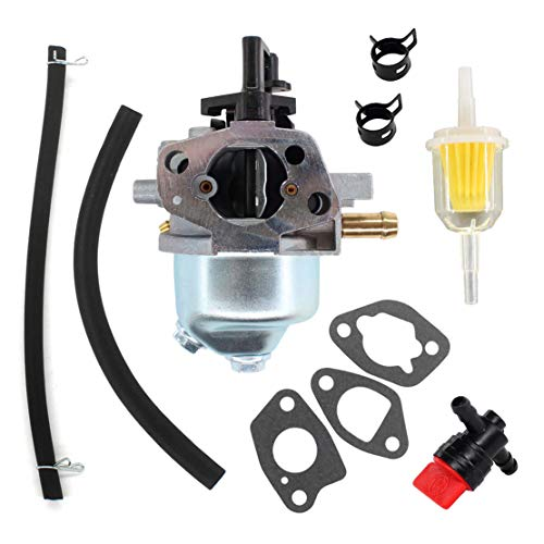 USPEEDA Carburetor for 173cc Husky 2600 PSI 2.4 GPM Pressure Washer Carb Fuel Filter Kit