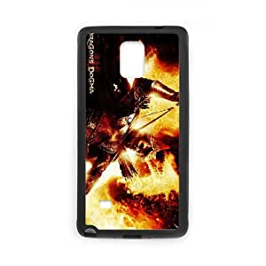Dragon's Dogma Samsung Galaxy Note 4 Cell Phone Case Black Customized gadgets z0p0z8-3139095