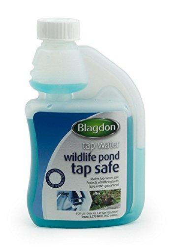 Blagdon 250ml Bio-Active Pond Tap Safe Interpet Ltd 2650