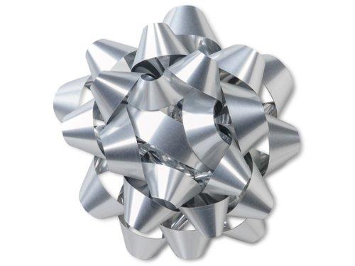 Metallic Matte Pull Silver - MATTE METALLIC SILVER Confetti Bows4