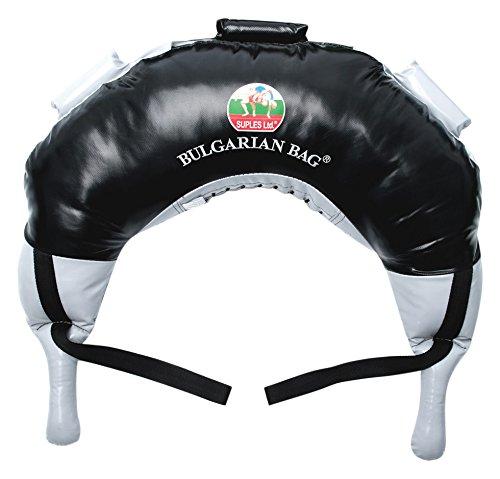 Suples Fitness Bulgarian Bag, Grey, 17kg/37lbs