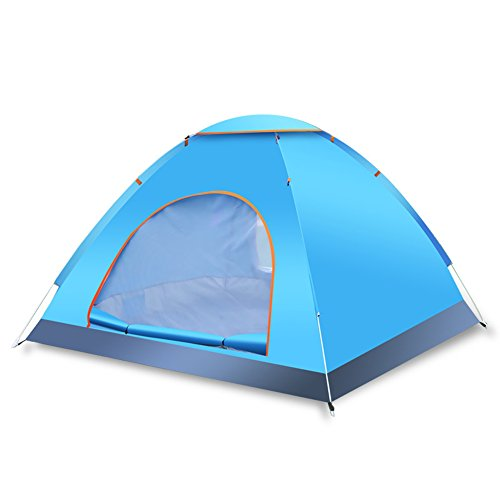 CHYIR Outdoor 2-4 Person Tent for Camping Lightweight Waterproof Instant Camping Tents by CHYIR