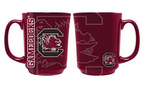 The Memory Company NCAA University of South Carolina Reflective Mug, One Size, Multicolor