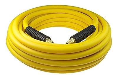 Coilhose Yellow Belly 1/4â? x 100 ft. PVC Hybrid Hose #YB41004Y